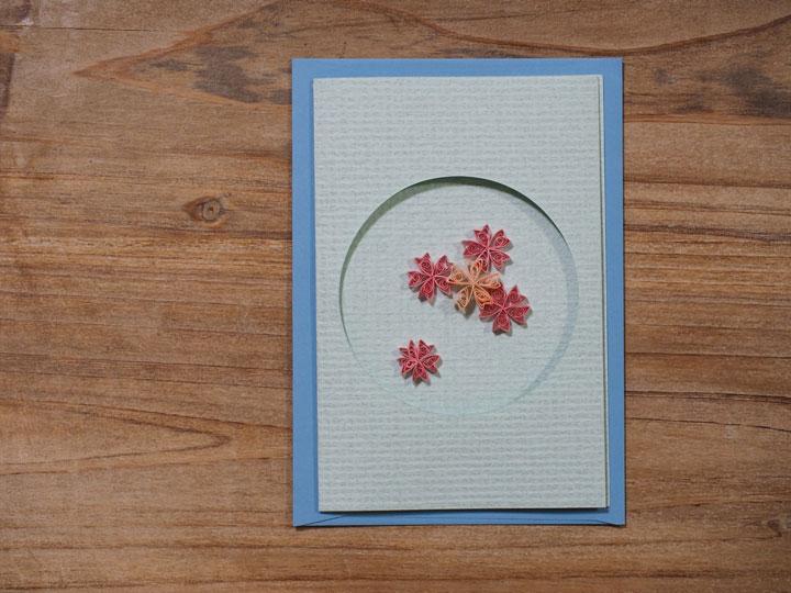 画像1: クイリングカード (1)